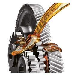 Oil lubricants on gears