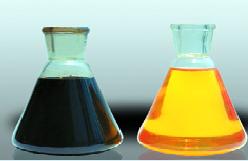 oil lubricants sample analysis