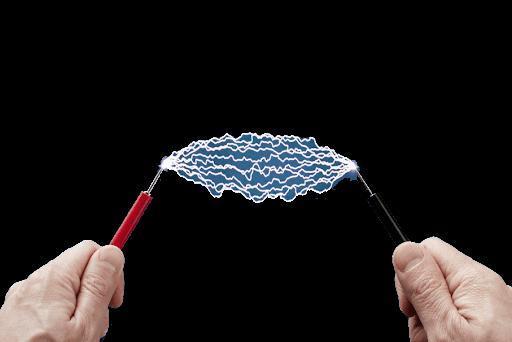 electric conductivity spark