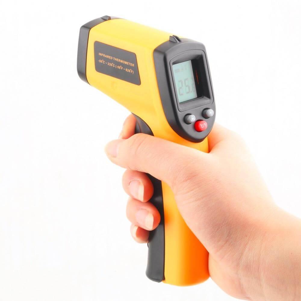temperature check gun