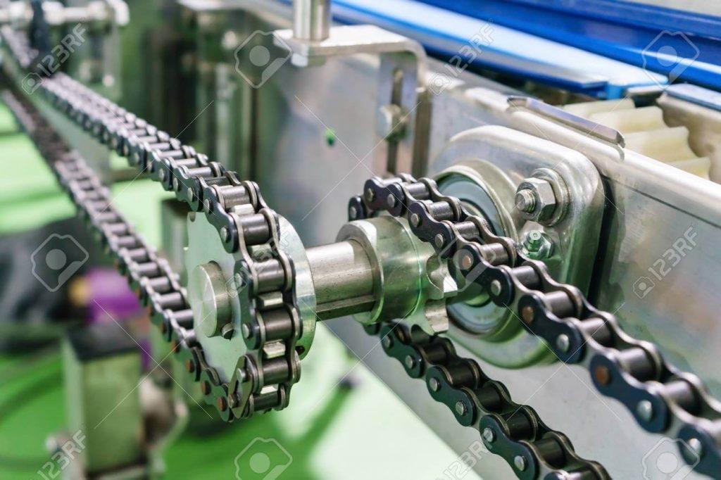 Conveyor-chain-drive-photo