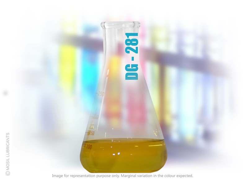 DG - 281 | Solvent Emulsion Cleaner