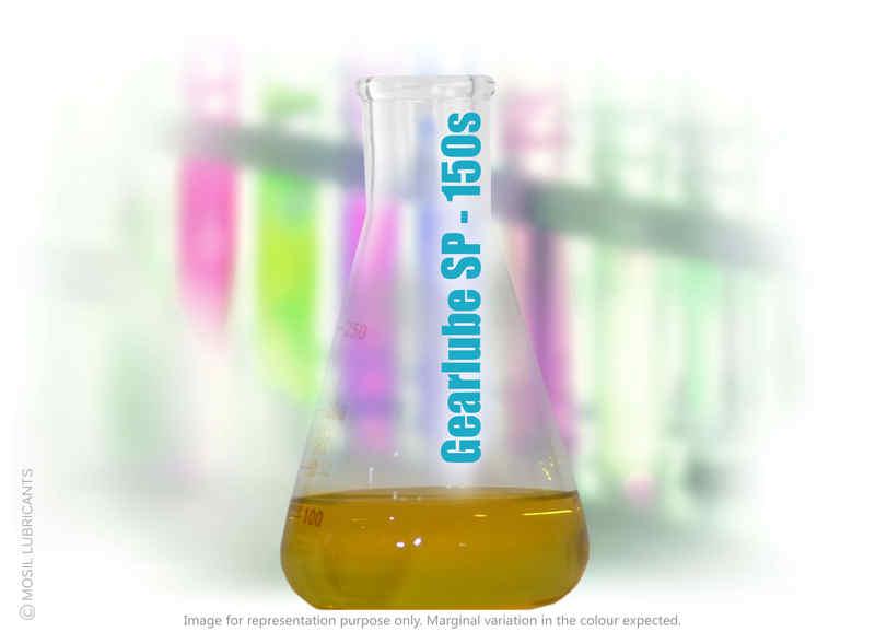 Gearlube SP - 150s | Synthetic Gear Oil