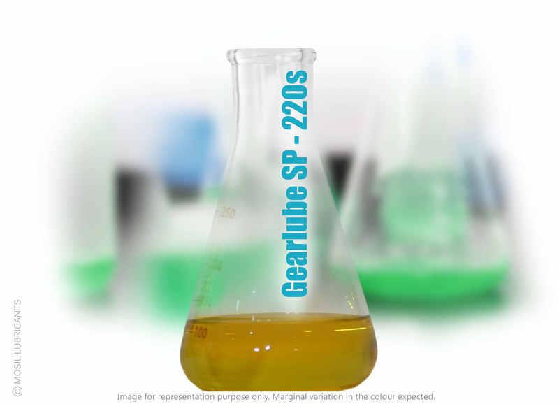 Gearlube SP - 220s | Synthetic Gear Oil