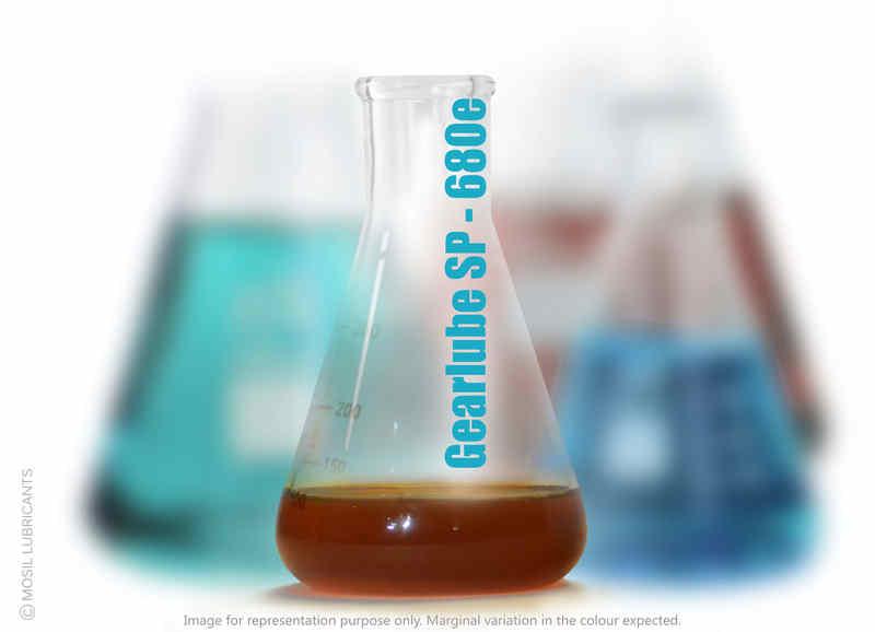 Gearlube SP - 680e | Specialty Gear Oil