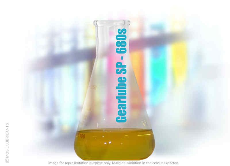 Gearlube SP - 680s | Synthetic Gear Oil