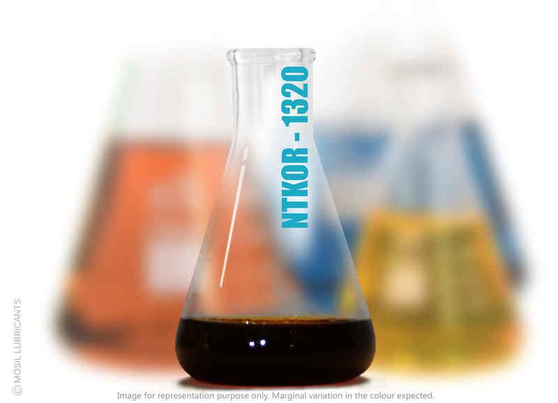 NTKOR - 1320 | Solvent Based Medium Term Rust Preventive