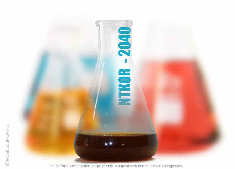 NTKOR - 2040 | Oil Based Medium Term Rust Preventive