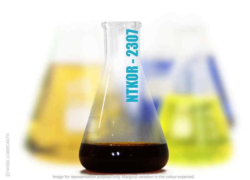 NTKOR - 2307 | Thin waxy Film Rust Preventive