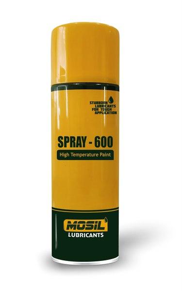 SPRAY - 600 | High Temperature Anticorrosive Coating